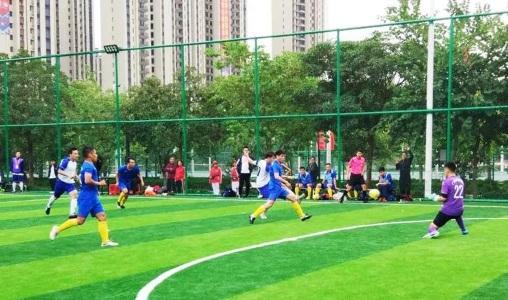 区运会赛场丨广西昔日短跑名将征战足球赛场 曾获全运会金牌